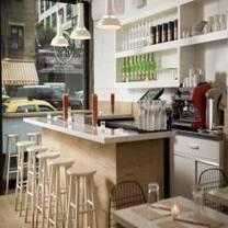 photo of chop shop restaurant