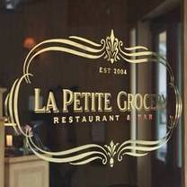 photo of la petite grocery restaurant