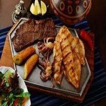 photo of las tablas colombian steak house restaurant