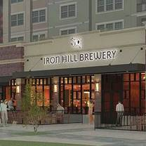 photo of iron hill brewery - voorhees restaurant