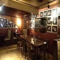 photo of trancas steakhouse restaurant