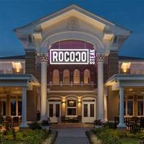 photo of rococo steak restaurant