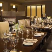 photo of table 19 - peoria marriott pere marquette restaurant