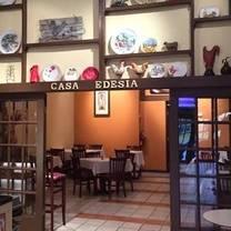 photo of casa edesia restaurant