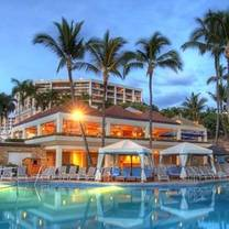 photo of bistro molokini - grand wailea - waldorf astoria restaurant