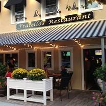 photo of fratello's restaurant & lounge restaurant