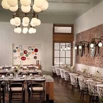 photo of kitchen notes - omni nashville restaurant