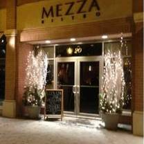 photo of mezza restaurant