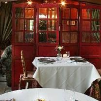 photo of blue boar inn & restaurant restaurant