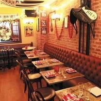 photo of le baratin restaurant
