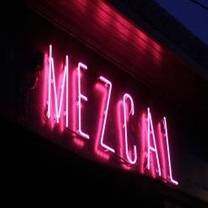 photo of la mezcaleria restaurant