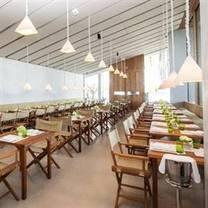photo of verde - perez art museum miami restaurant