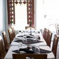 photo of cafe natasha's restaurant