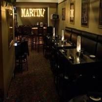 photo of martini restaurant