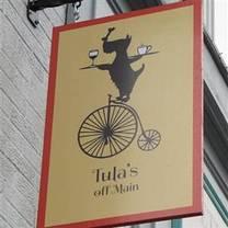 photo of tula's restaurant & bar restaurant