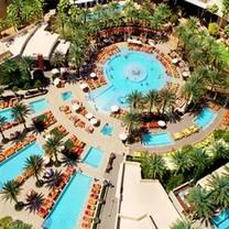 photo of the pool backyard - green valley ranch resort, casino & spa restaurant