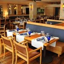 photo of ostra at mokara hotel & spa restaurant