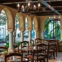 photo of villa de flora at gaylord palms resort restaurant