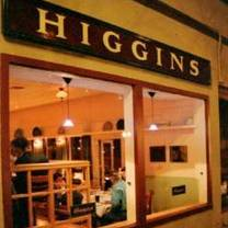 photo of higgins restaurant & bar restaurant
