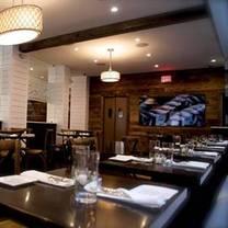 photo of fish restaurant + bar restaurant