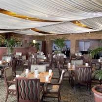 photo of the garden terrace at the hilton denver inverness restaurant