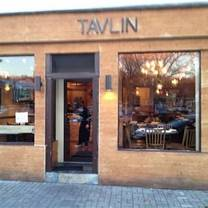 photo of tavlin restaurant