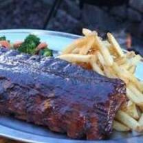 photo of saddle ranch chop house - orange restaurant
