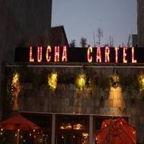 photo of lucha cartel restaurant