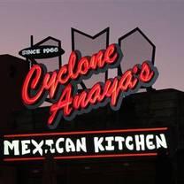 photo of cyclone anaya's -  durham restaurant
