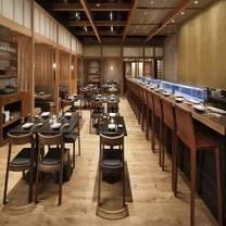 photo of pabu - san francisco restaurant