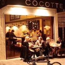 photo of cocotte restaurant