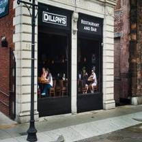 photo of dillon's restaurant