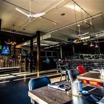 photo of the hudson room restaurant