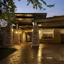 photo of robard's steakhouse @ the woodlands resort restaurant