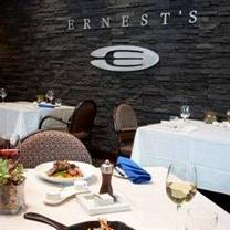 photo of ernest's at nait restaurant