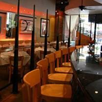 foto de restaurante peacock café