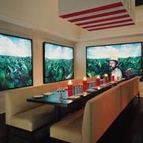 photo of alma de cuba restaurant