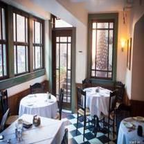 foto de restaurante tabard inn