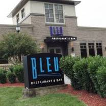photo of bleu restaurant and bar restaurant
