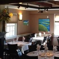 photo of bernardin's restaurant at the zevely house restaurant