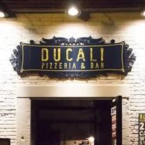 photo of ducali pizzeria restaurant