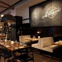 photo of artisan bistro restaurant