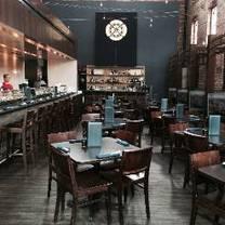 photo of samurai blue sushi and sake bar restaurant