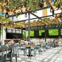 photo of backyard kitchen and tap restaurant