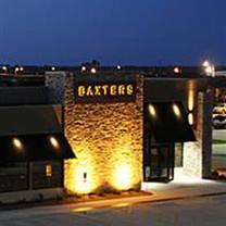 foto von baxters american grille restaurant