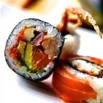 photo of sushi blues cafe restaurant