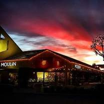 photo of moulin restaurant