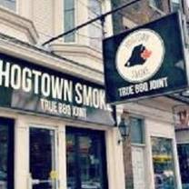 photo of hogtown smoke restaurant
