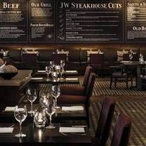 photo of jw steakhouse london at grosvenor house restaurant