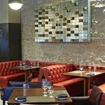 photo of catch restaurant upstairs restaurant